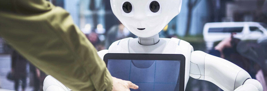 robot événementiel